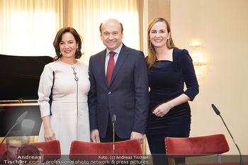 Tiara Präsentation - Wiener Staatsoper - Do 14.11.2019 - Birgit BERTHOLD-KREMSNER, Maria GROßBAUER, Dominique MEYER4
