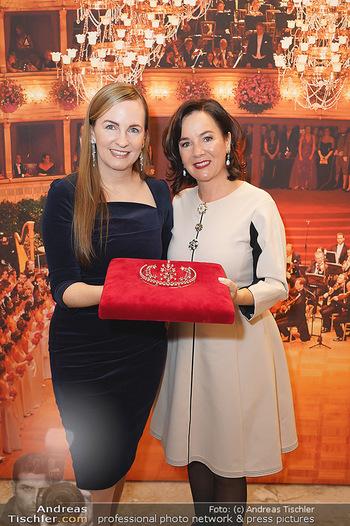 Tiara Präsentation - Wiener Staatsoper - Do 14.11.2019 - Maria GROßBAUER, Birgit BERTHOLD-KREMSER17