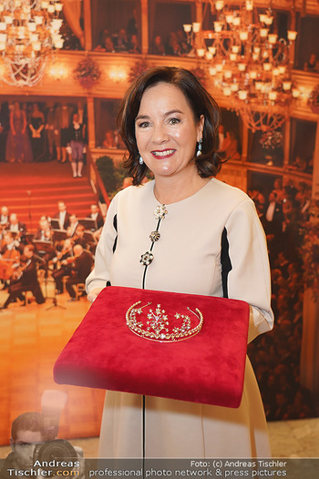 Tiara Präsentation - Wiener Staatsoper - Do 14.11.2019 - Birgit BERTHOLD-KREMSER23