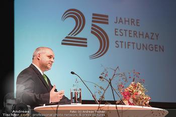 Stifungsfest - 25 Jahre Esterhazy Privatstifung - Schloss Esterhazy, Eisenstadt - Do 14.11.2019 - 116