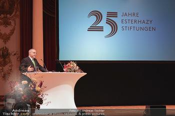 Stifungsfest - 25 Jahre Esterhazy Privatstifung - Schloss Esterhazy, Eisenstadt - Do 14.11.2019 - 119