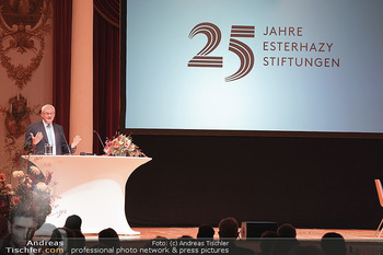 Stifungsfest - 25 Jahre Esterhazy Privatstifung - Schloss Esterhazy, Eisenstadt - Do 14.11.2019 - 124