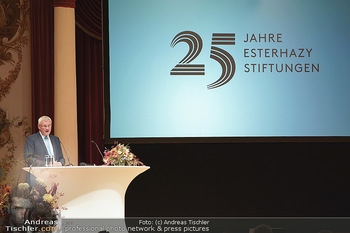 Stifungsfest - 25 Jahre Esterhazy Privatstifung - Schloss Esterhazy, Eisenstadt - Do 14.11.2019 - 126