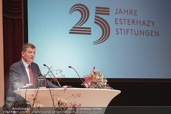 Stifungsfest - 25 Jahre Esterhazy Privatstifung - Schloss Esterhazy, Eisenstadt - Do 14.11.2019 - 134