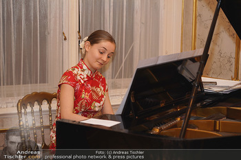 100 Jahre Tanzschule Elmayer - Palais Pallavicini, Wien - Di 19.11.2019 - Alma DEUTSCHER2