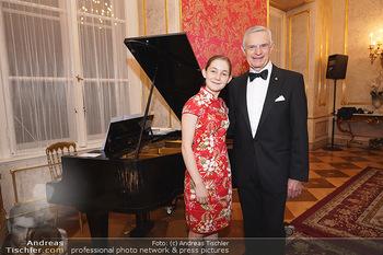 100 Jahre Tanzschule Elmayer - Palais Pallavicini, Wien - Di 19.11.2019 - Thomas SCHÄFER-ELMAYER, Alma DEUTSCHER6
