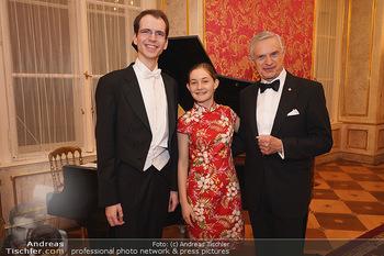 100 Jahre Tanzschule Elmayer - Palais Pallavicini, Wien - Di 19.11.2019 - 8