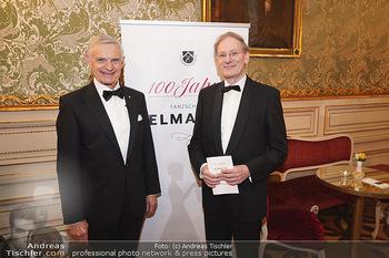 100 Jahre Tanzschule Elmayer - Palais Pallavicini, Wien - Di 19.11.2019 - Thomas SCHÄFER ELMAYER, Clemens HELLSBERG16