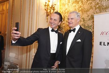 100 Jahre Tanzschule Elmayer - Palais Pallavicini, Wien - Di 19.11.2019 - Christian RAINER, Thomas SCHÄFER-ELMAYER21