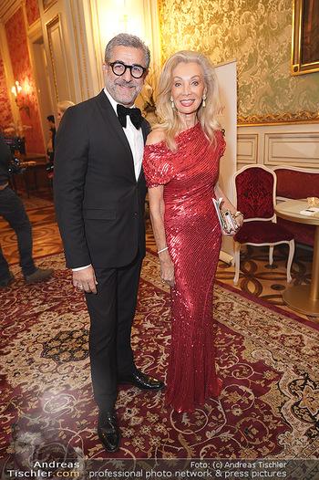 100 Jahre Tanzschule Elmayer - Palais Pallavicini, Wien - Di 19.11.2019 - Mauro John MALOBERTI, Elisabeth HIMMER-HIRNIGEL30