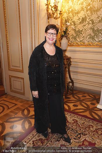 100 Jahre Tanzschule Elmayer - Palais Pallavicini, Wien - Di 19.11.2019 - Christine MAREK32