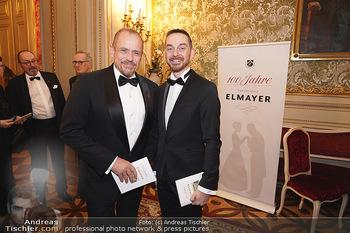 100 Jahre Tanzschule Elmayer - Palais Pallavicini, Wien - Di 19.11.2019 - Gery KESZLER, Miha VERBERIC33