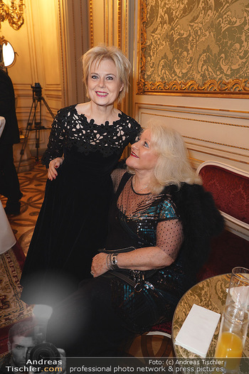 100 Jahre Tanzschule Elmayer - Palais Pallavicini, Wien - Di 19.11.2019 - Ildiko RAIMONDI, Marika LICHTER36