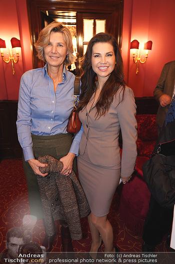 IMF Pressegespräch - Hotel Sacher, Wien - Do 21.11.2019 - Leona KÖNIG, Desiree TREICH-STÜRGKH15