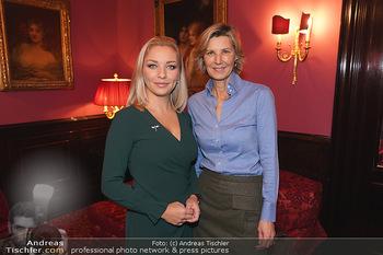 IMF Pressegespräch - Hotel Sacher, Wien - Do 21.11.2019 - Lidia BAICH, Desiree TREICHL-STÜRGKH21