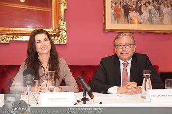 IMF Pressegespräch - Hotel Sacher, Wien - Do 21.11.2019 - 32