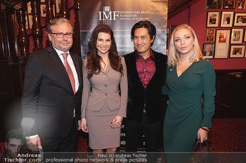 IMF Pressegespräch - Hotel Sacher, Wien - Do 21.11.2019 - Alexander WRABETZ, Leona KÖNIG, Hyung KI-JOO, Lidia BAICH48