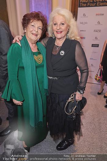 Haute Couture Award - Odeon Theater - Do 21.11.2019 - Annemarie MÖLZER, Marika LICHTER27