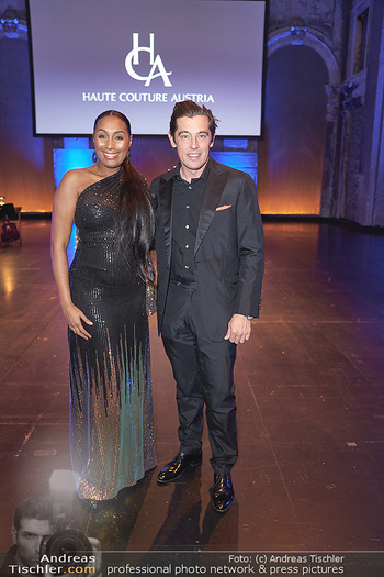 Haute Couture Award - Odeon Theater - Do 21.11.2019 - Ana Milva GOMEZ, Werner SCHREYER32