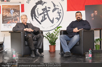Steven Seagal PK - Shaolin Wushu Training Center - Fr 22.11.2019 - Steven SEAGAL, Herbert FECHTER8
