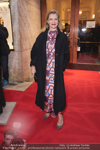 Nestroy Theaterpreis - Theater an der Wien - So 24.11.2019 - Caroline PETERS14