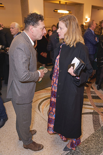 Nestroy Theaterpreis - Theater an der Wien - So 24.11.2019 - Gregor BLOEBB, Caroline PETERS32