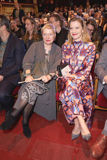 Nestroy Theaterpreis - Theater an der Wien - So 24.11.2019 - Karin BERGMANN, Caroline PETERS46