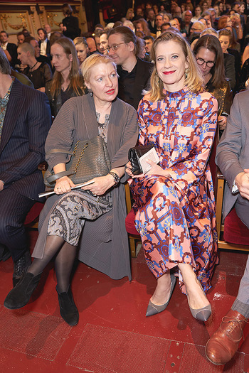 Nestroy Theaterpreis - Theater an der Wien - So 24.11.2019 - Karin BERGMANN, Caroline PETERS47