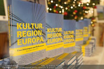 Buchpräsentation ´Kultur.Region.Europa´ - Bundesministerium für Europa, Integration und Äußeres, Wien - Mi 27.11.2019 - 5