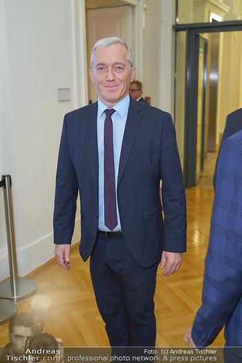 Buchpräsentation ´Kultur.Region.Europa´ - Bundesministerium für Europa, Integration und Äußeres, Wien - Mi 27.11.2019 - Martin LAMMERHUBER7