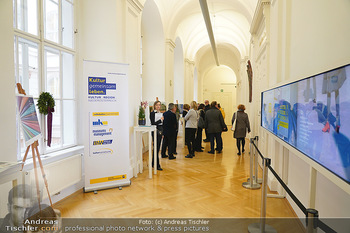 Buchpräsentation ´Kultur.Region.Europa´ - Bundesministerium für Europa, Integration und Äußeres, Wien - Mi 27.11.2019 - 8