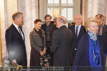 Buchpräsentation ´Kultur.Region.Europa´ - Bundesministerium für Europa, Integration und Äußeres, Wien - Mi 27.11.2019 - 16