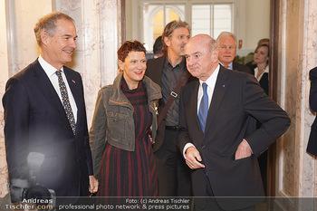 Buchpräsentation ´Kultur.Region.Europa´ - Bundesministerium für Europa, Integration und Äußeres, Wien - Mi 27.11.2019 - 17