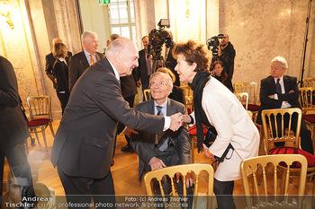 Buchpräsentation ´Kultur.Region.Europa´ - Bundesministerium für Europa, Integration und Äußeres, Wien - Mi 27.11.2019 - 18