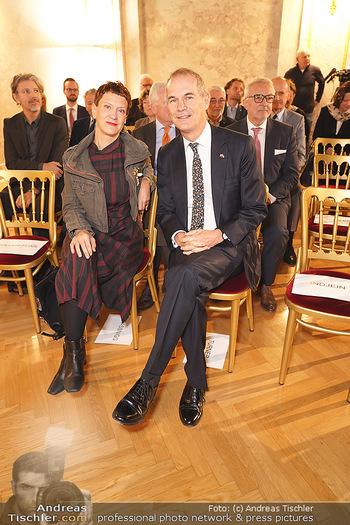 Buchpräsentation ´Kultur.Region.Europa´ - Bundesministerium für Europa, Integration und Äußeres, Wien - Mi 27.11.2019 - 20