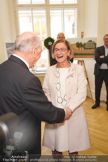 Buchpräsentation ´Kultur.Region.Europa´ - Bundesministerium für Europa, Integration und Äußeres, Wien - Mi 27.11.2019 - Erwin PRÖLL, Johanna MIKL-LEITNER29