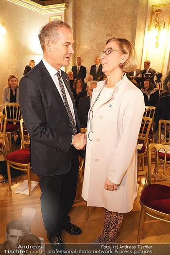 Buchpräsentation ´Kultur.Region.Europa´ - Bundesministerium für Europa, Integration und Äußeres, Wien - Mi 27.11.2019 - Leigh TURNER, Johanna MIKL-LEITNER31