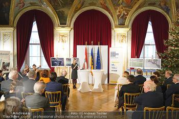 Buchpräsentation ´Kultur.Region.Europa´ - Bundesministerium für Europa, Integration und Äußeres, Wien - Mi 27.11.2019 - 45