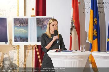 Buchpräsentation ´Kultur.Region.Europa´ - Bundesministerium für Europa, Integration und Äußeres, Wien - Mi 27.11.2019 - Margit LAUFER46