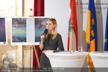 Buchpräsentation ´Kultur.Region.Europa´ - Bundesministerium für Europa, Integration und Äußeres, Wien - Mi 27.11.2019 - Margit LAUFER47