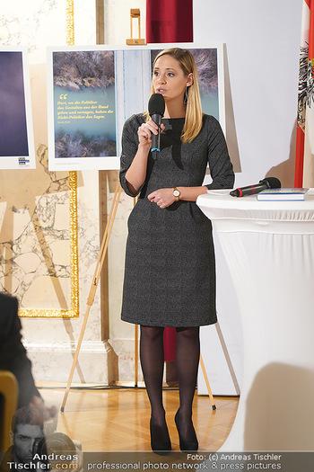 Buchpräsentation ´Kultur.Region.Europa´ - Bundesministerium für Europa, Integration und Äußeres, Wien - Mi 27.11.2019 - Margit LAUFER48