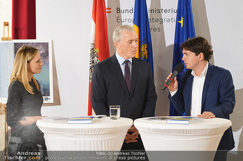 Buchpräsentation ´Kultur.Region.Europa´ - Bundesministerium für Europa, Integration und Äußeres, Wien - Mi 27.11.2019 - 49