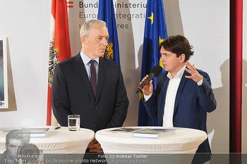 Buchpräsentation ´Kultur.Region.Europa´ - Bundesministerium für Europa, Integration und Äußeres, Wien - Mi 27.11.2019 - Ferdinand AUHSER, Martin LAMMERHUBER51