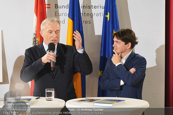 Buchpräsentation ´Kultur.Region.Europa´ - Bundesministerium für Europa, Integration und Äußeres, Wien - Mi 27.11.2019 - Ferdinand AUHSER, Martin LAMMERHUBER55