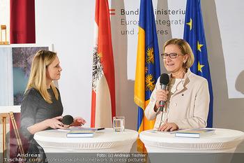 Buchpräsentation ´Kultur.Region.Europa´ - Bundesministerium für Europa, Integration und Äußeres, Wien - Mi 27.11.2019 - 62