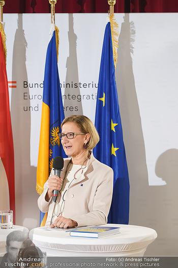 Buchpräsentation ´Kultur.Region.Europa´ - Bundesministerium für Europa, Integration und Äußeres, Wien - Mi 27.11.2019 - Johanna MIKL-LEITNER64