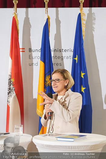 Buchpräsentation ´Kultur.Region.Europa´ - Bundesministerium für Europa, Integration und Äußeres, Wien - Mi 27.11.2019 - 65