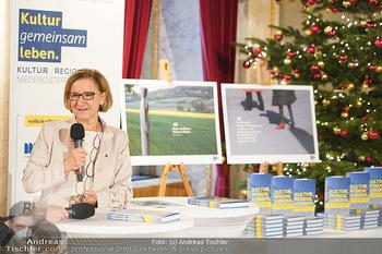 Buchpräsentation ´Kultur.Region.Europa´ - Bundesministerium für Europa, Integration und Äußeres, Wien - Mi 27.11.2019 - Johanna MIKL-LEITNER67
