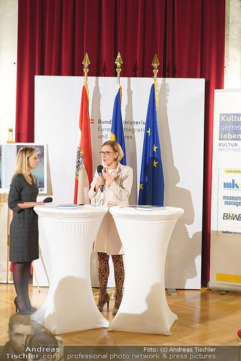 Buchpräsentation ´Kultur.Region.Europa´ - Bundesministerium für Europa, Integration und Äußeres, Wien - Mi 27.11.2019 - 73