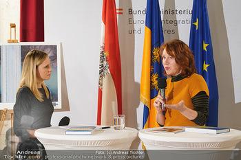 Buchpräsentation ´Kultur.Region.Europa´ - Bundesministerium für Europa, Integration und Äußeres, Wien - Mi 27.11.2019 - 76